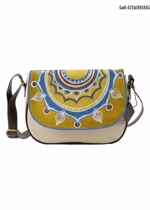 Handcrafted, artsy bags for the non-conformists!