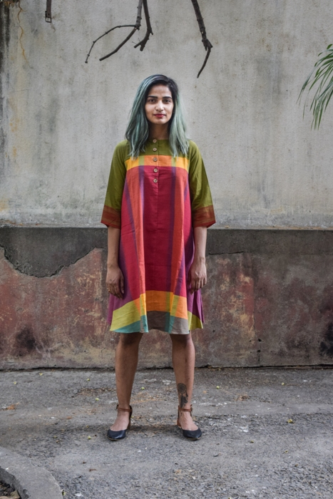This Label Revives Dhoti, Sarees & Gamchas to make Outfits!