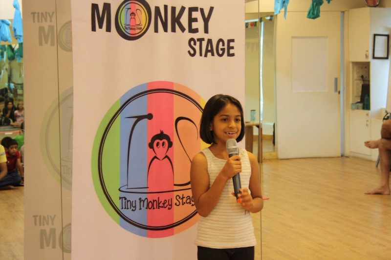 For all the Sassy Boss Babies in town @Tiny Monkey Stage