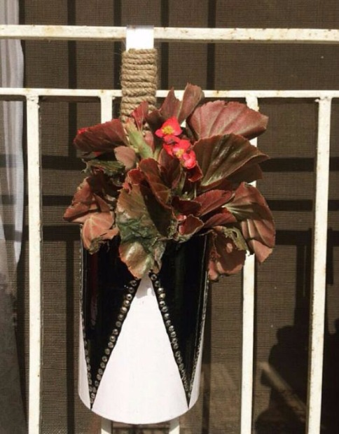 Perk Up Your Space with these Homegrown Planters, Hangers!
