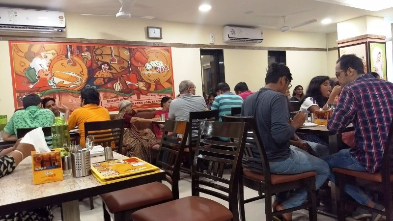 Treat Yourself to South Indian Fare at Baroda's New Eatery!
