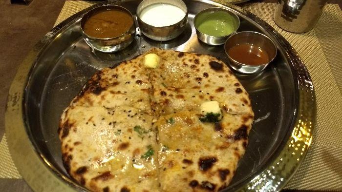 Get Stuffed with Amritsari Kulcha & more North Indian Fare!