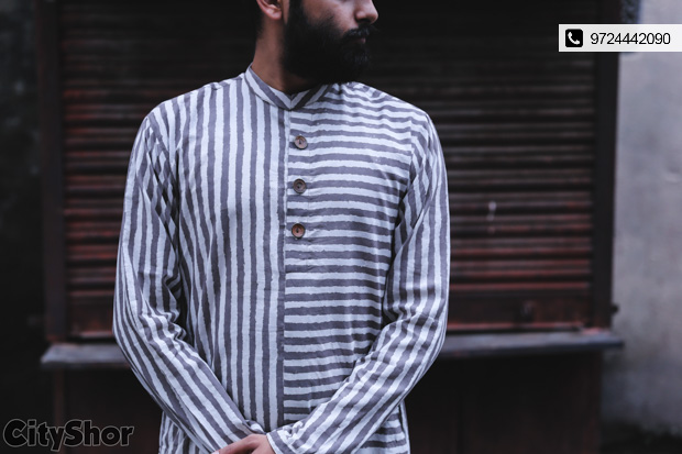 Showcase of exclusive men's festive apparels @Bespoke Thread