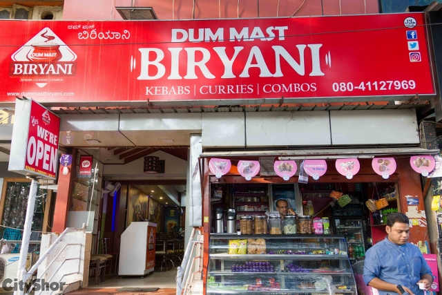 Avail 10% Discount at DUM MAST BIRYANI till the 31st of July