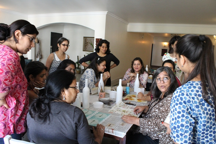 Learn to Make Classy Show Pieces on 23rd July at Dialogues!