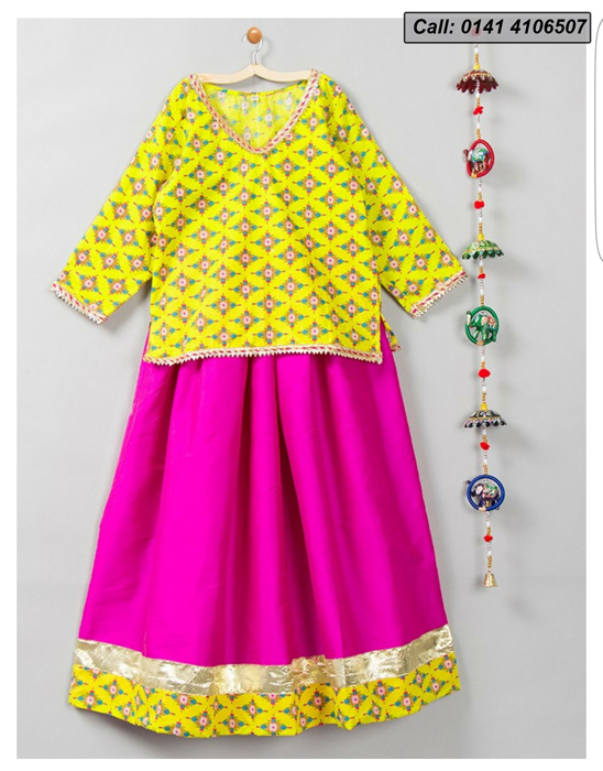 *Quirkiest Ethnic Wear* for Kids to Glow during Festivities!