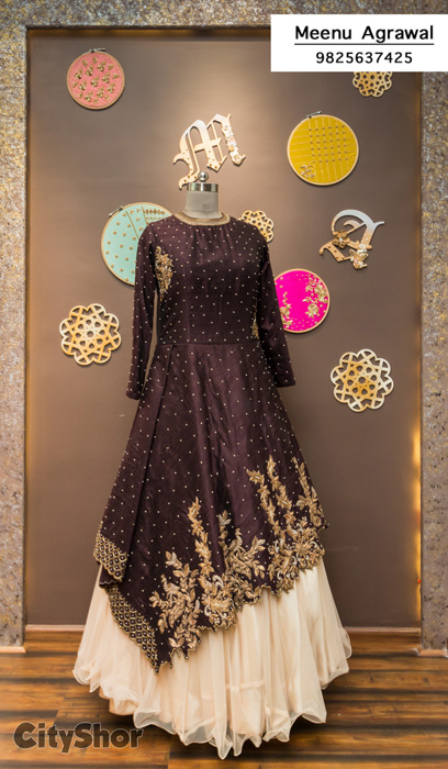 Finest Designer Apparels For The Glamourous You