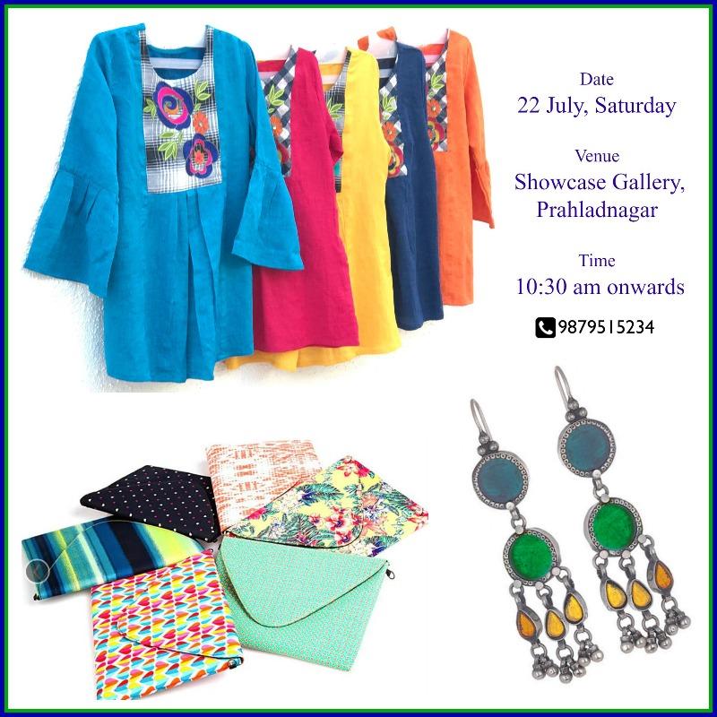 Baroda's most loved fashion exhibition now @ Showcase!