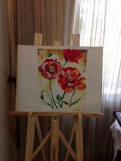 Paint Your Heart Out with Knives at Texture Play Tomorrow!