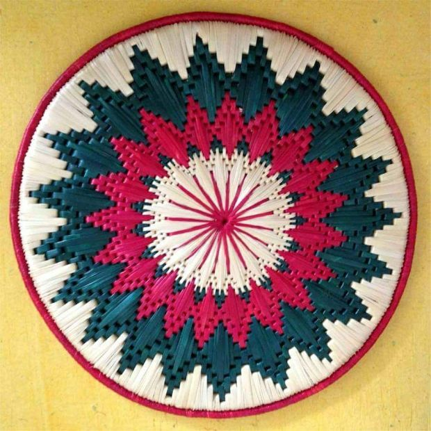 This Art Store offers Vintage, Embroidered Wall Hangings!