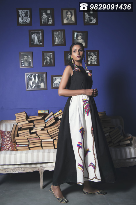 Brag off the season's most upbeat Indo-western trends