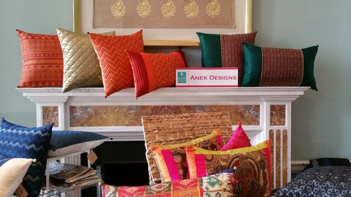 Get Decor with an Artsy, Traditional Touch only at Anek!