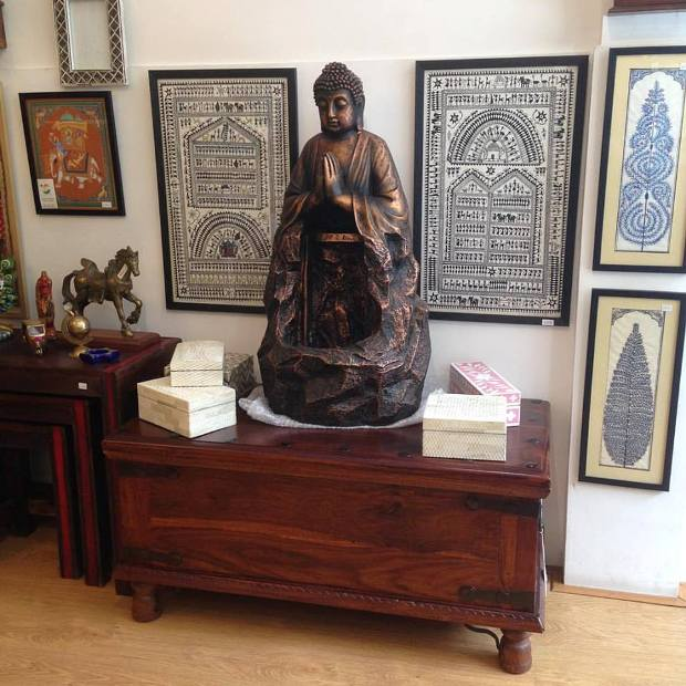 Find Artifacts from Across India at this Lovely Decor Store!