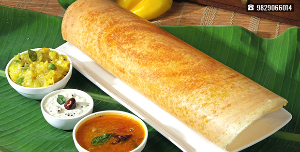 Making your own dosa has never been so easy!