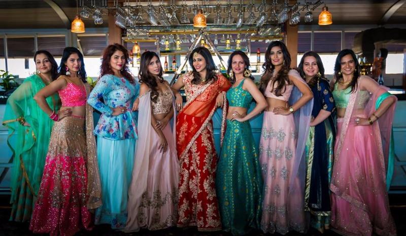Dubai and India based designer labels at DIVAlicious