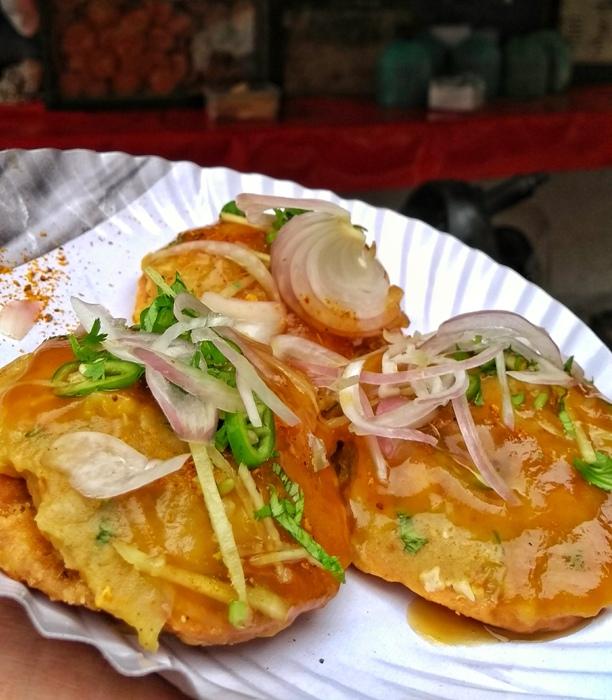 Devour Heavenly Matar Kachoris for Just Rs. 35 Here!