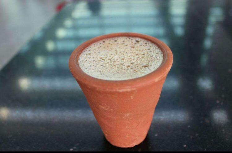Grab Hatti Kaapi's piping Hot Coffee right at Airport