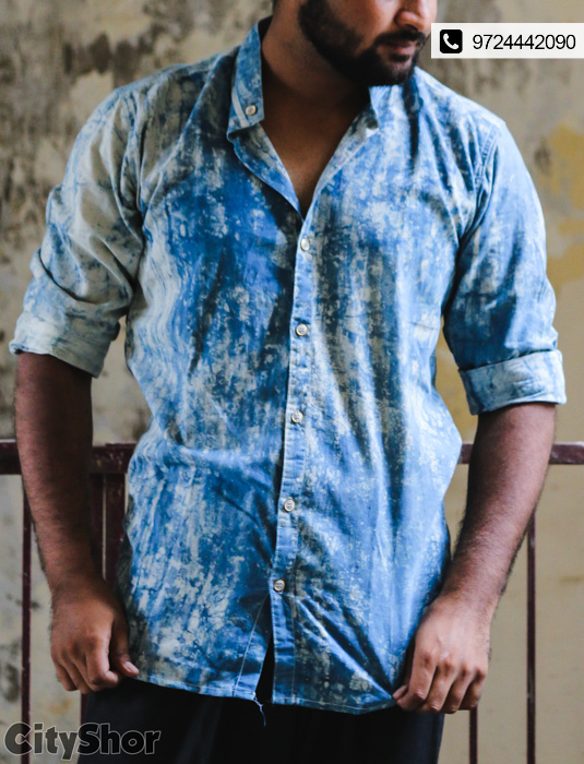 Trend setting kurtas and shirts exclusively for Men!