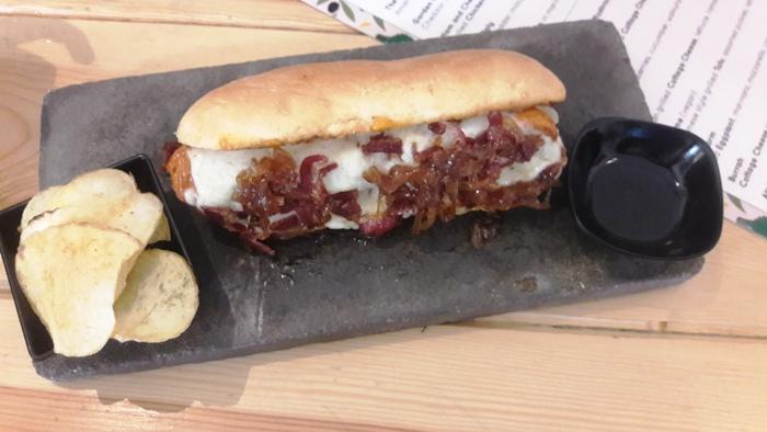 Kickstart Your Weekend with Big Fat Sandwiches at Hauz Khas!