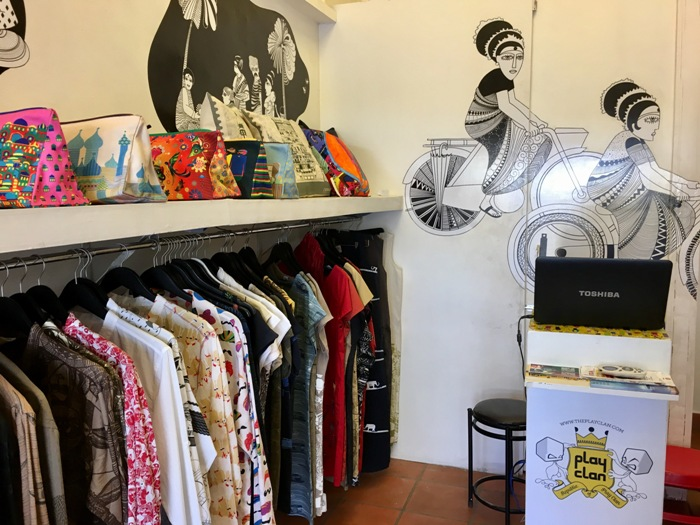 Find Edgy Art and Design Goodies at this Pondicherry Store!