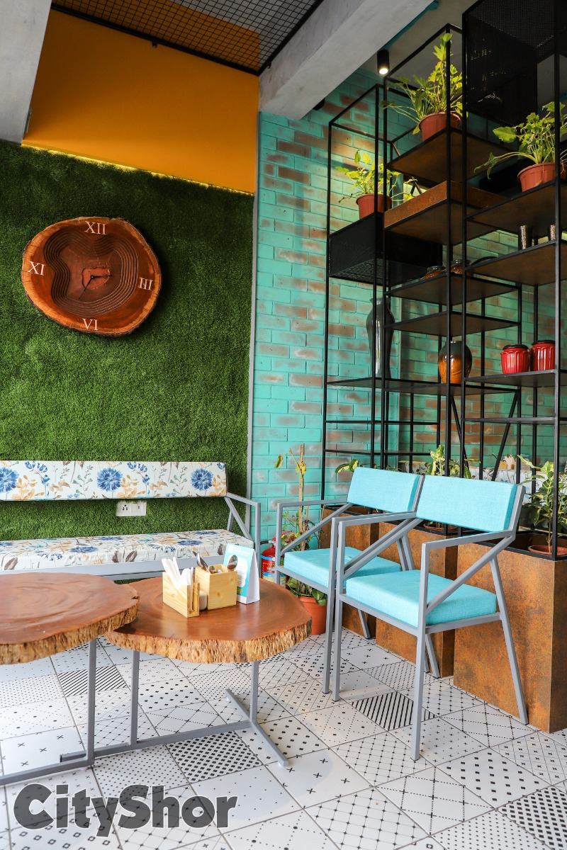 Instaa Fresh  The healthiest café serves mouthwatering dish