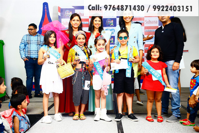 Register Your Kid For Lil' Chef & Fashion Runway Competition