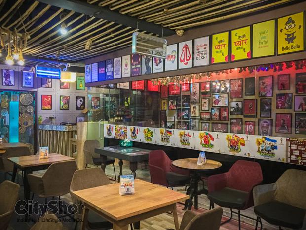 Watch FIFA live at this Newest Restaurant - Ras E Saggar
