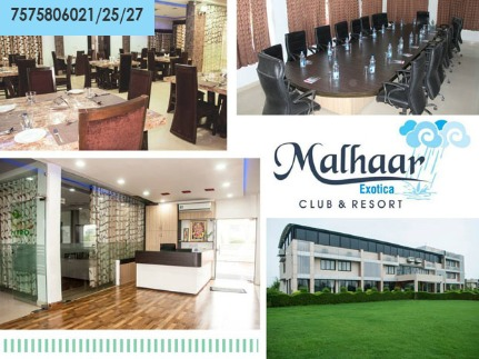Book your Dream Villa at Malhaar Exotica!