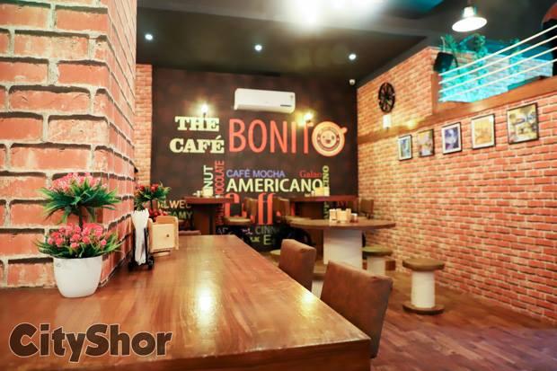 Order any Food Dish & Get Mocktail at Rs11 @The Cafe Bonito!