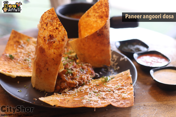 Spring Roll, Pizza or Cheese: Dig Into 111 Varieties Of Dosa