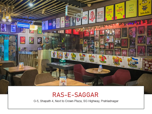 Top 7 Food Joints in Prahladnagar to not miss out on!