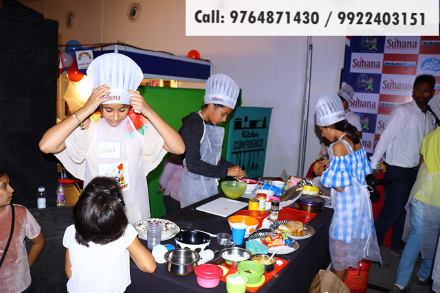 COOKING, FASHION AND A LOT MORE FOR YOUR KIDS!