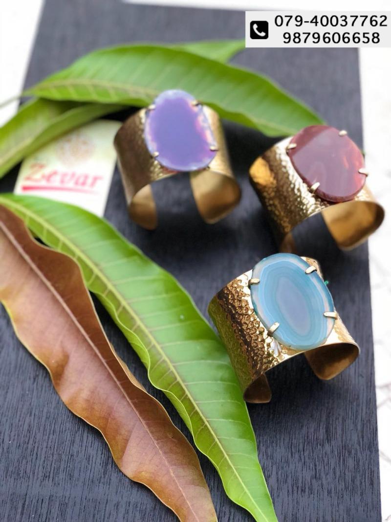 Exhibition of Semi Precious Stoned Jewellery at Ivy Aura