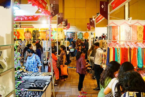 The Biggest Fashion and Lifestyle exhibition Starts Today!