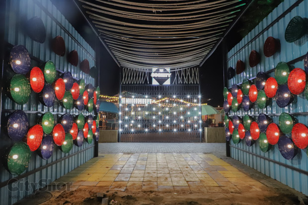 Watch Ind Vs SriLanka at Society Food Square