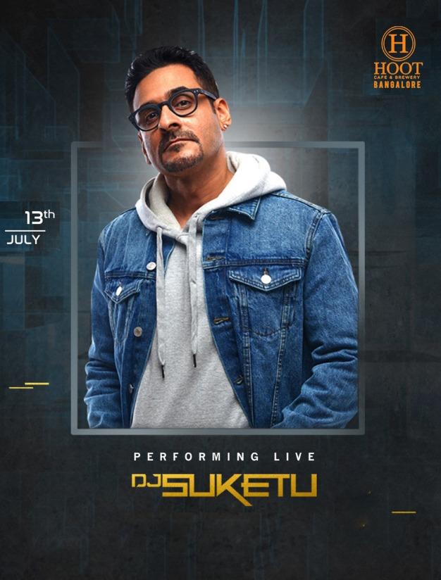 DJ Suketu, Live in Performance at Hoot