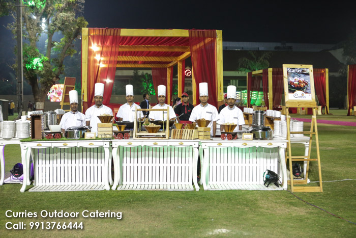 Catering services your functions deserve by Curries