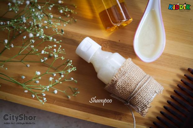 Organic range of cosmetics & more for kids by Kiddik