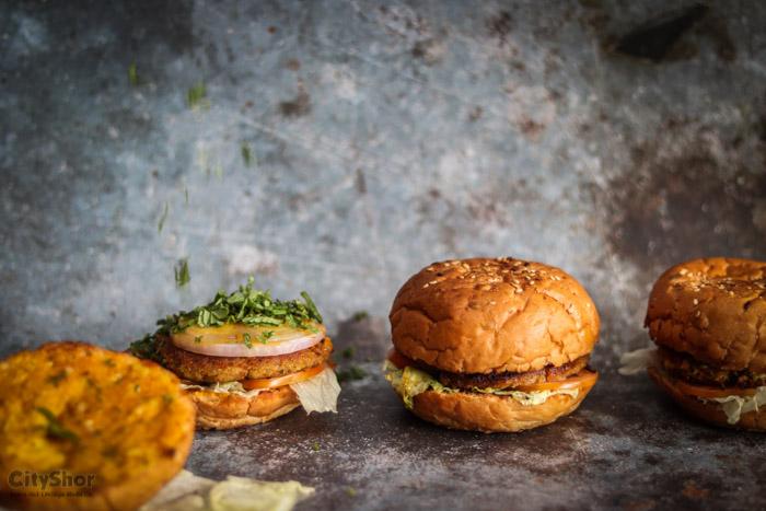 Healthiest burgers starting at 89 - Instaa Fresh