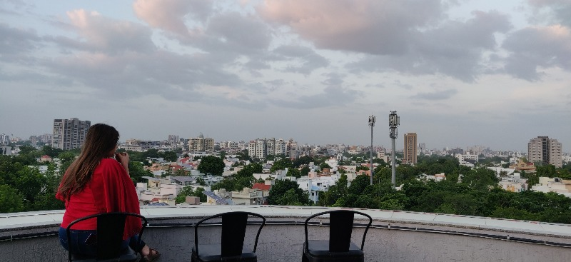 Veranda - A new rooftop restrocafe