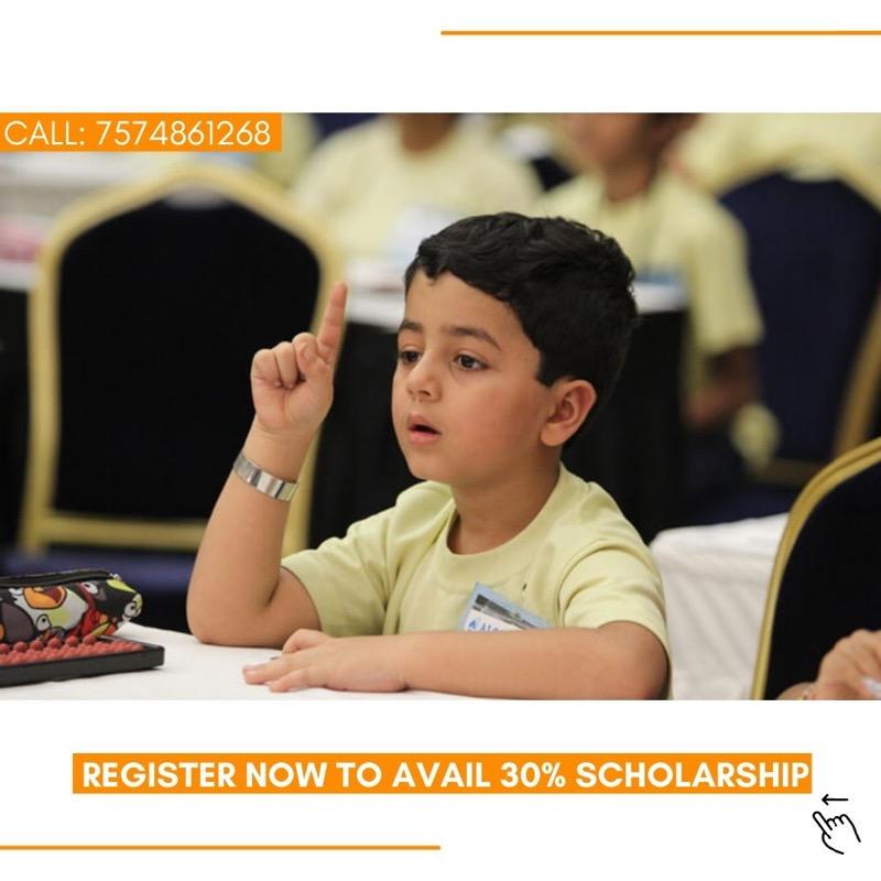 30% Scholarship at ALOHA