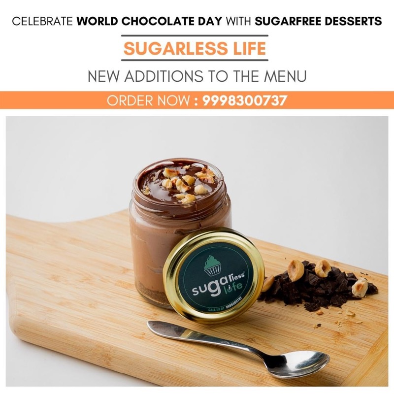 Celebrate World Chocolate Day with Sugarless Life