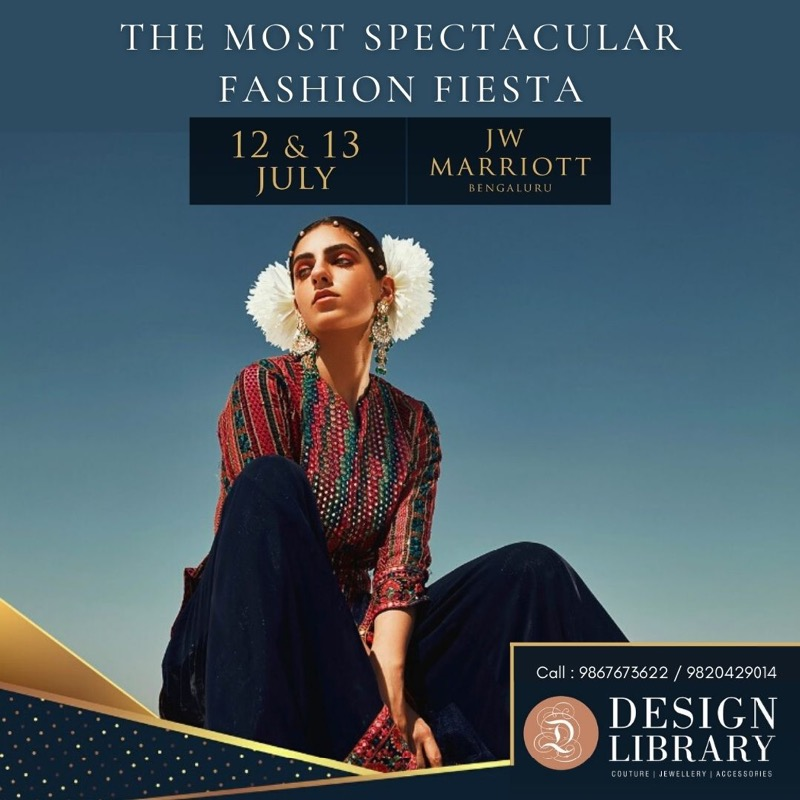 Design Library is Back! - Most Spectacular Fashion Event