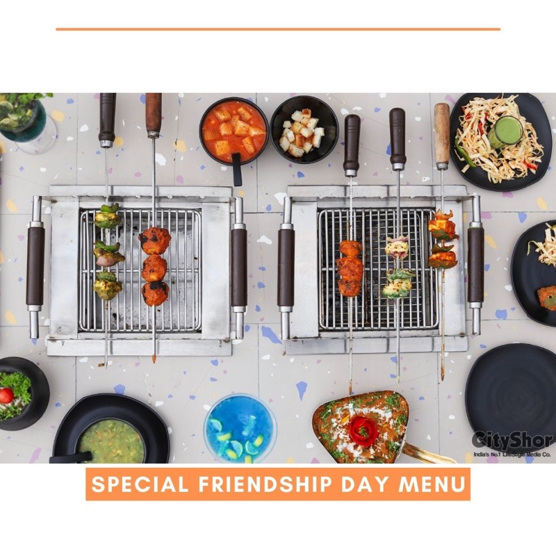 Live Music & Live BBQ on friendship day party - Lime Tree
