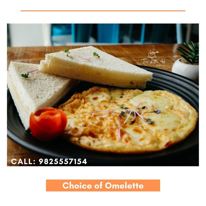 Unlimited Friendship Day Brunch at The Little H Restro Cafe