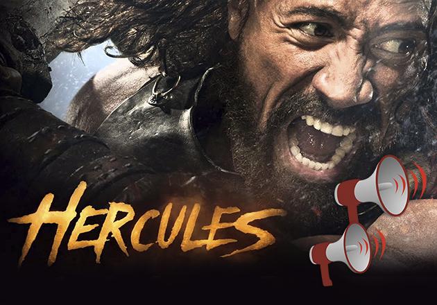 Hercules 3D 2014 Movie Review