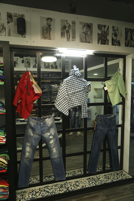 Affordable branded clothing - Buddy's