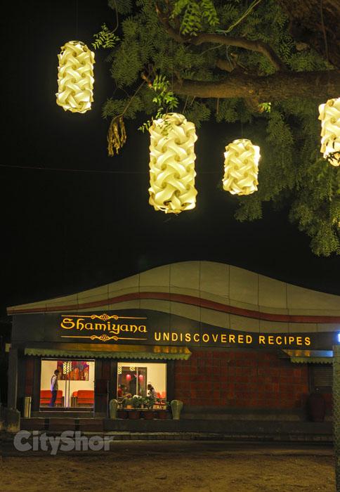 Shamiyana - A new restaurant