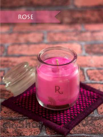 Aromatherapy for Home: Candles from Beauté Naturelle