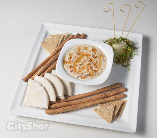Lebanese Cuisine @ Shamiyana